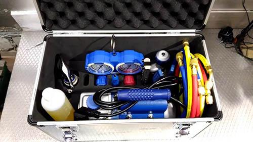 Инструмент для монтажа кондиционера своими руками.