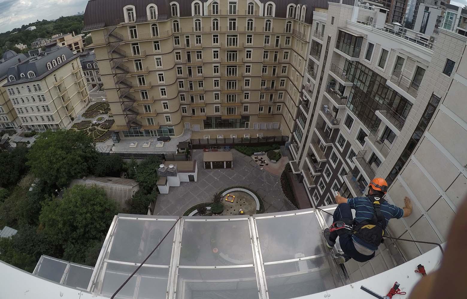 Кровельные работы в Киеве.