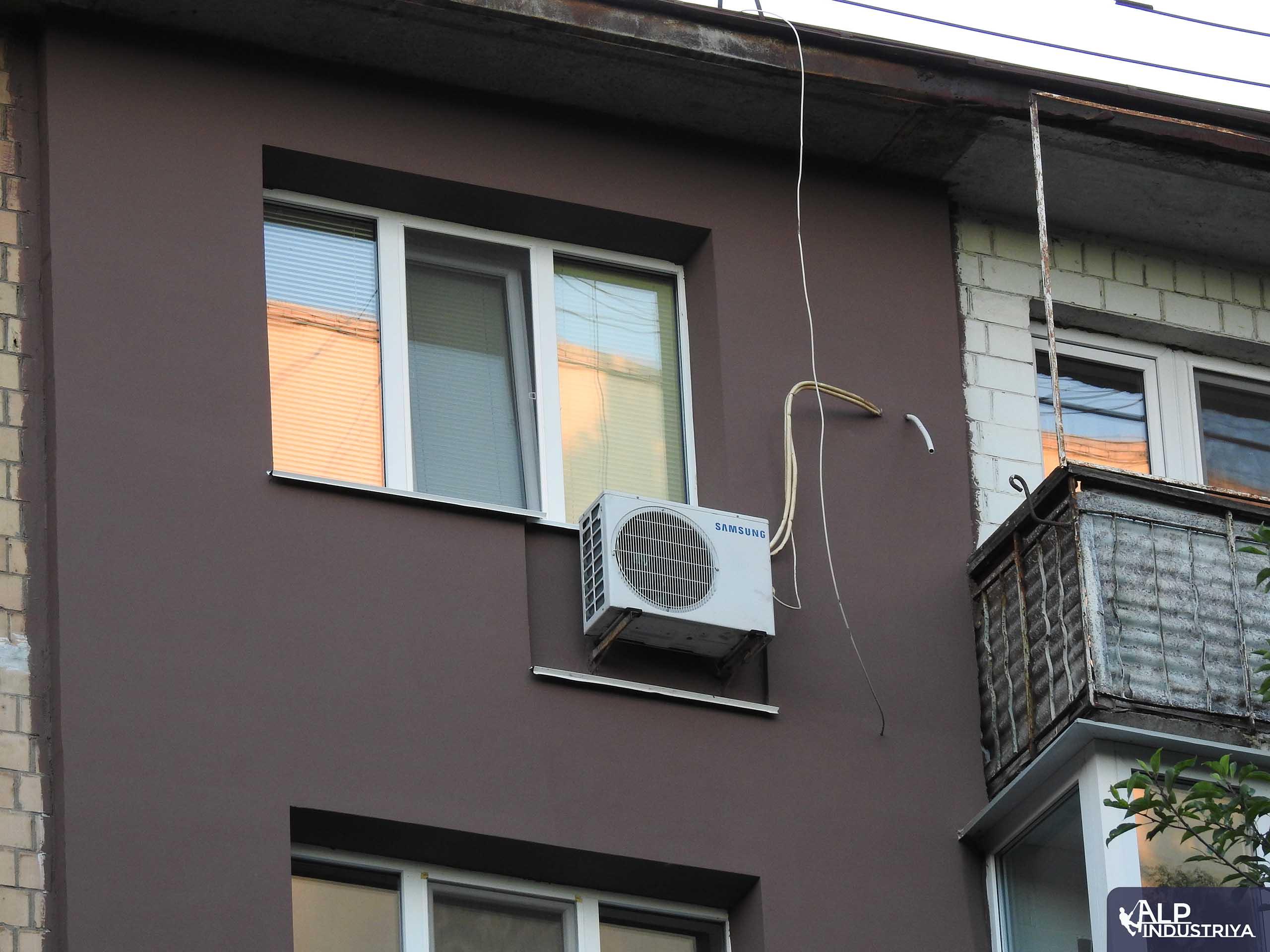 Монтаж утеплителя и отделка стен снаружи дома-6