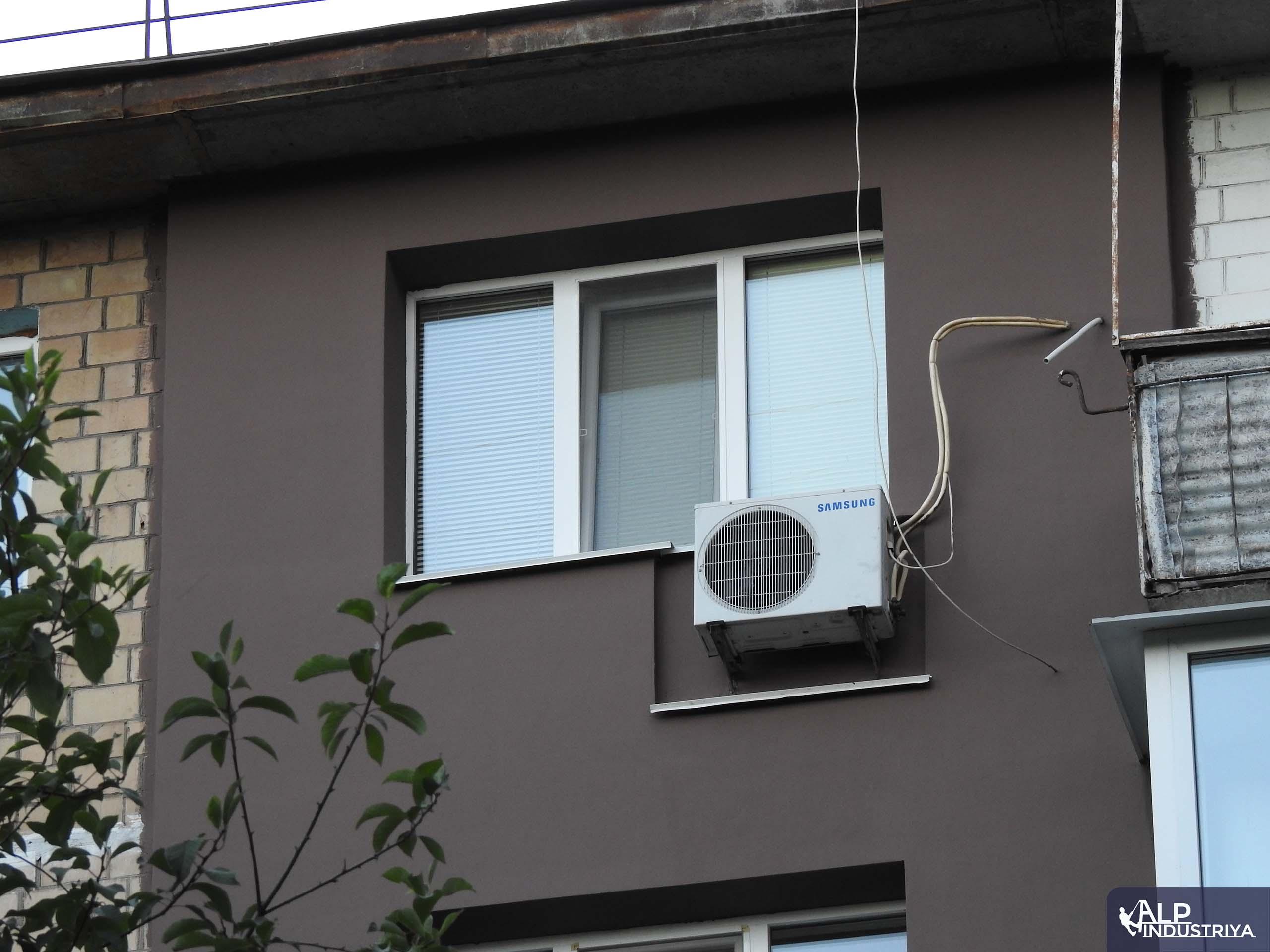Монтаж утеплителя и отделка стен снаружи дома-8