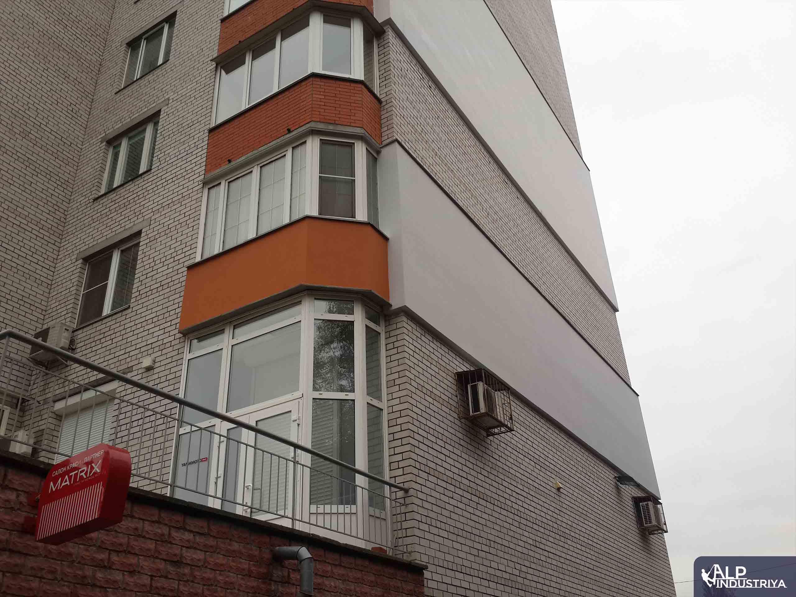 Выполненная работа по монтажу утеплителя, шпаклевке и покраске стен жилья-1