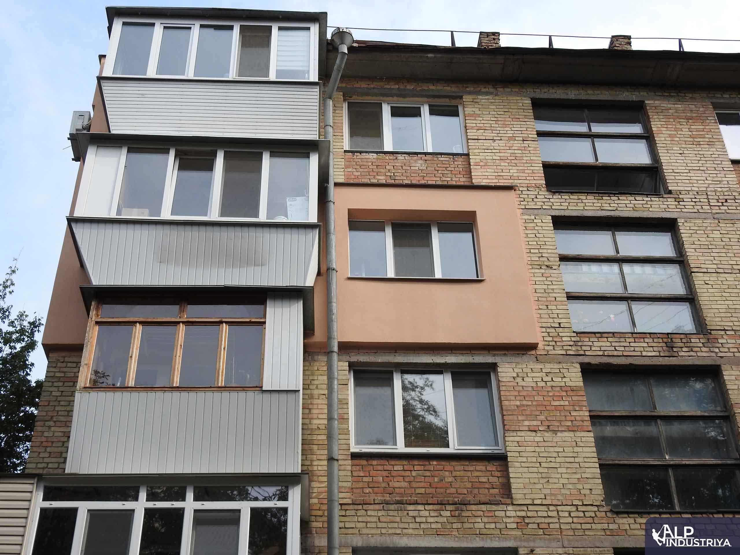 Утепление фасада квартиры нашего клиента-3